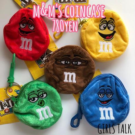m&m's coincase