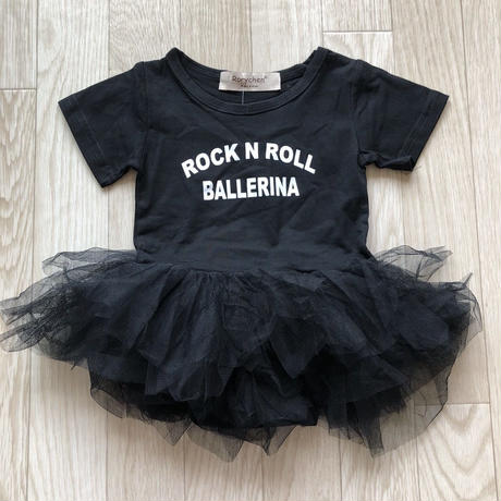 ROCK'N'ROLL Ballerina ロンパース♡