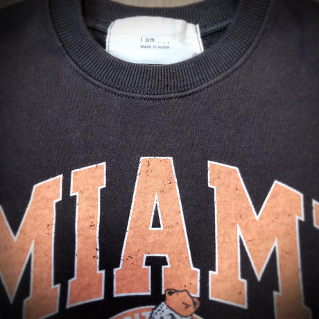 KIDS MIAMI  SWEAT