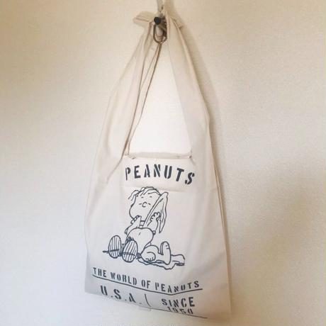 PEANUTS  CLOTH  BAG