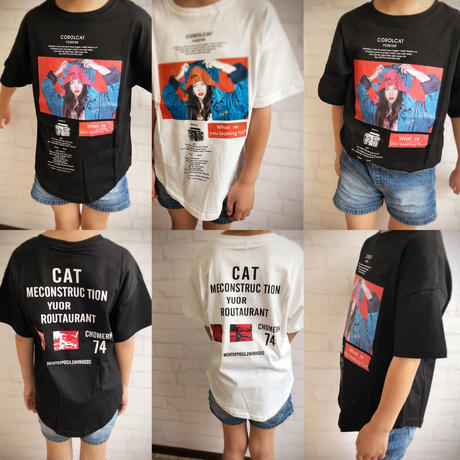 KIDS Photo T-shirt