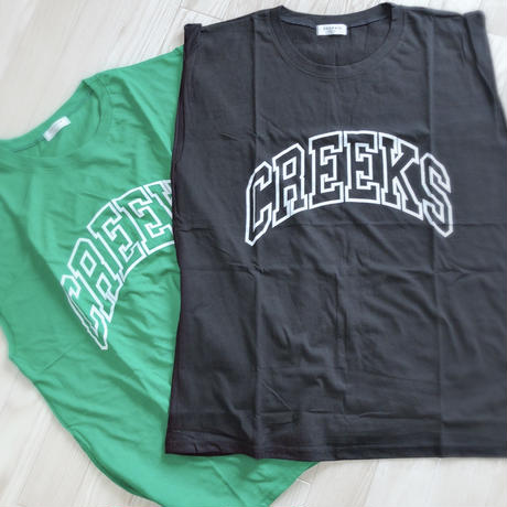 CREEKS tank top