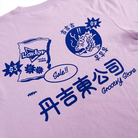 KAKUOZAN LARDER TOYAMEG GLOCERY SHOP Tシャツ