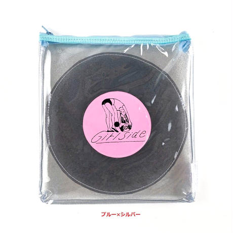 Girlside Record pouch (2299990573982)