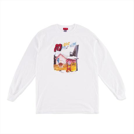 Girlside 小磯竜也 ロングTシャツ