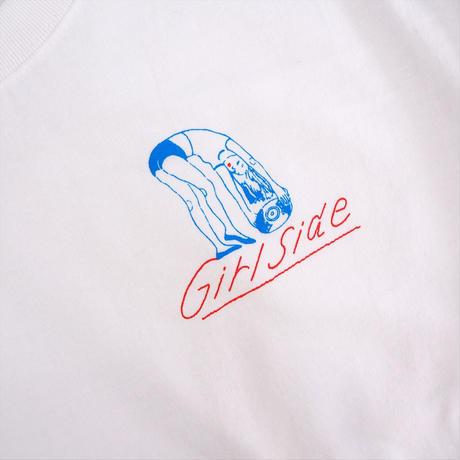 Girlside ロングスリーブ Tシャツ Lサイズ  (2299991028108)