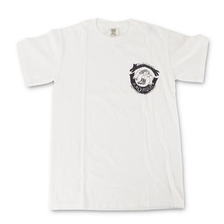 norahi / T-shirts WHITE Sサイズ (2299991028106)
