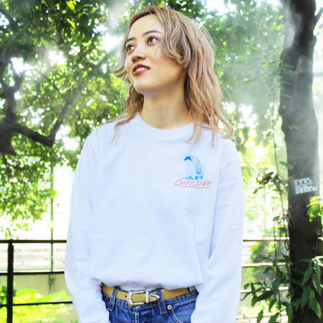 Girlside ロングスリーブ Tシャツ
