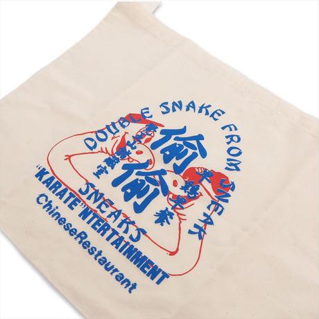 KAKUOZAN LARDER ヘビ ショルダーバッグ (2299990997608)