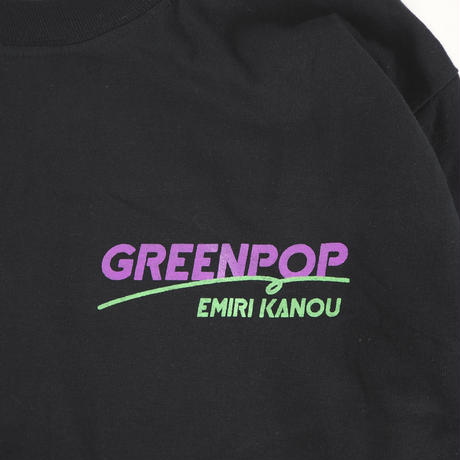 【Girlside Exclusive】加納エミリ / ロングTシャツ