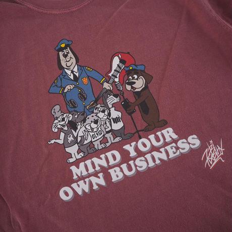 Girlside FABBBIRD Tシャツ