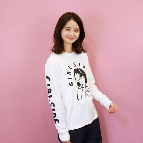Girlside Eleonara ロングTシャツ
