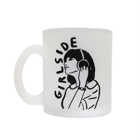 Girlside Eleonara Glass Mug Cup (2299991022336)
