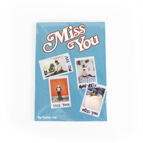 Miss You UK PHOTO BOOK