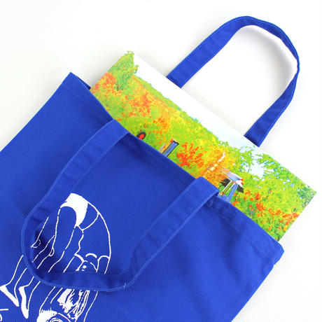 Girlside BLUE TOTE (4988044892248 )