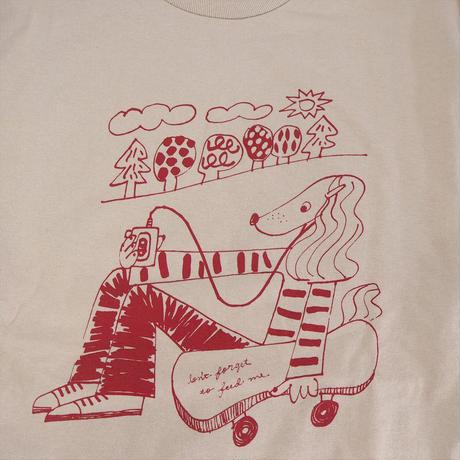 yamyam スケートボード ロングTシャツ