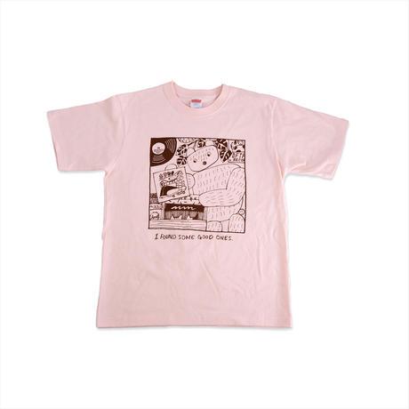 yamyam レコードショップ Tシャツ