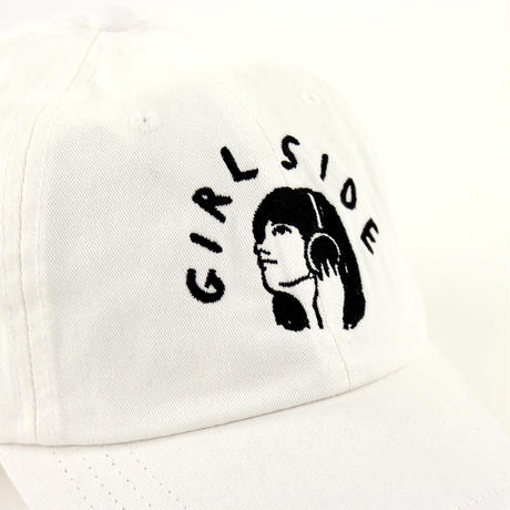 Girlside Eleonora Logo Cap