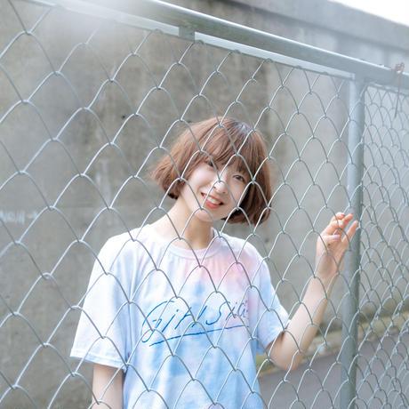 Girlside タイダイTシャツ