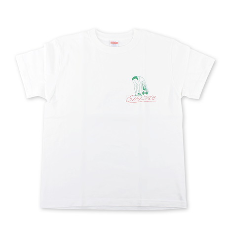 Girlside Tシャツ