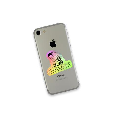 Girlside ホログラムステッカー (4988044877764)