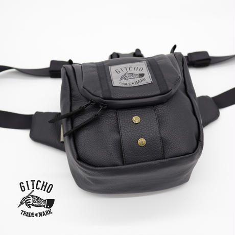 Mini Hexagon waist pack-British BK