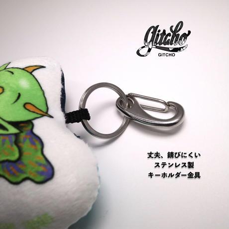 緑の悪魔キーホルダー