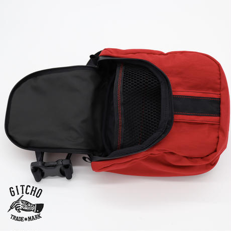 Mini Hexagon waist pack-Re