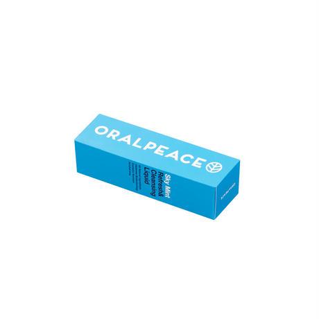 ORALPEACE オーラルピース / クリーン&モイスチュア スプレー ミント (オーガニック・オーラルケアスプレー)