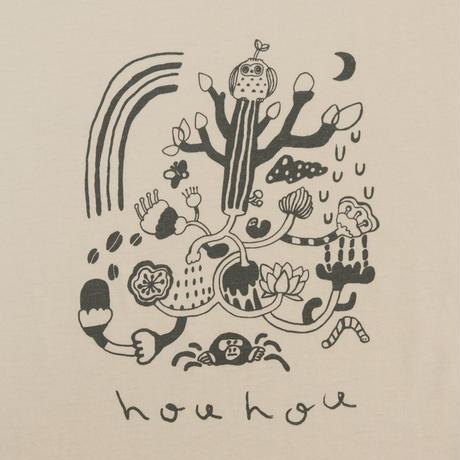 HouHou × Marisa Toyoda「ある日の森」T-shirts
