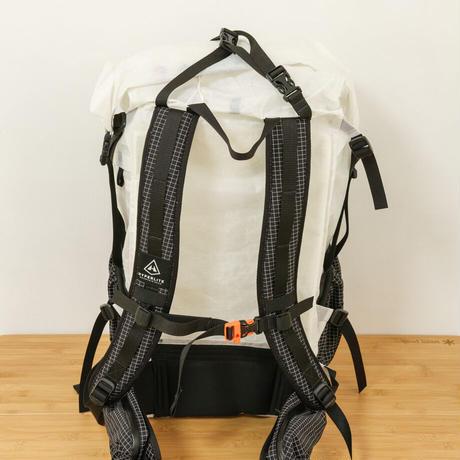 Hyperlite Mountain Gear ハイパーライトマウンテンギア / 2400 Southwest Pack White  40L