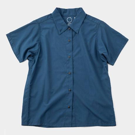 山と道 / Bamboo Short Sleeve Shirt