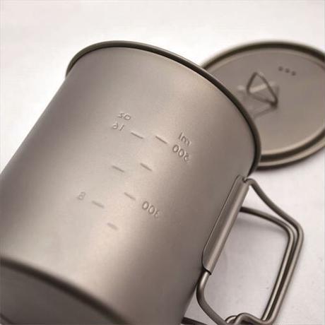 TOAKS / チタニウムポット POT-750