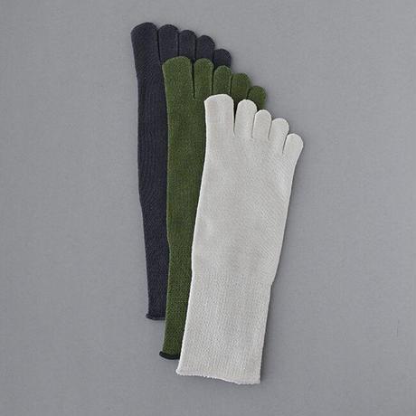 Gluck und Gute / 五本指「足の肌着」 絹とウール