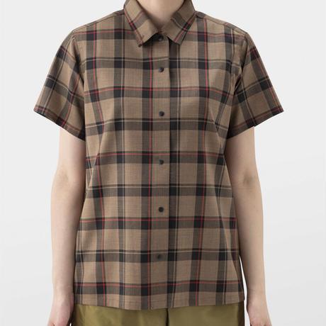 山と道 / Merino Short Sleeve Shirt MEN・WOMEN