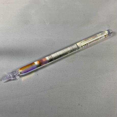 リフレクションガラスペン 流水オパールA-3