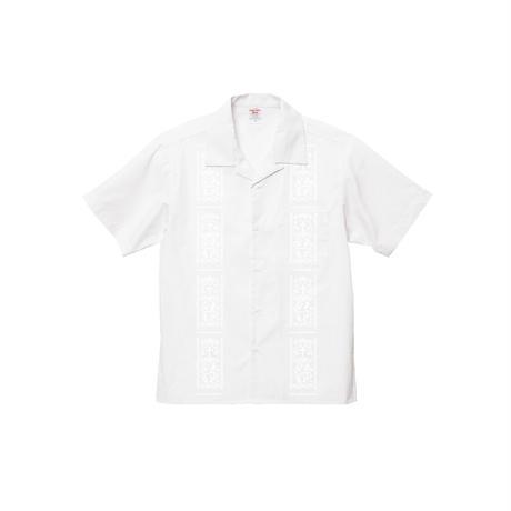 Vine-Openshirts White×White