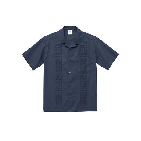 Vine-Openshirts Navy×DarkNavy