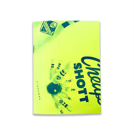ZINE PACK #1     CHEAP SHOTT