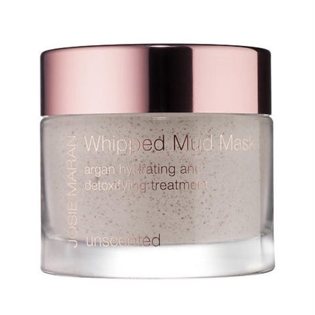 【アルガンオイル泥マスク】Whipped Mud Mask Argan Hydrating&Detoxifying Treatment