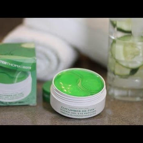 【浮腫み・疲れ目に】PeterThomasRoth   Cucumber Eye Mask