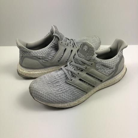 adidas ULTRA BOOST REIGNING CHAMP 2ND MODEL GREY 27.0CM 【中古】