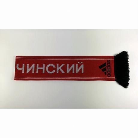 Gosha Rubchinskiy adidas Muffler Red 17AW 【中古】