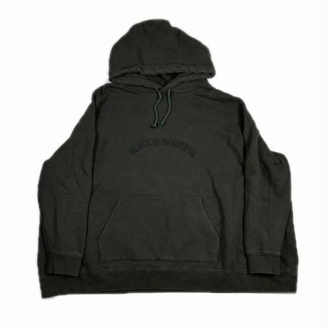 XXIII C'est Vingt-Trois セバントゥア BIG HOODED SWEATSHIRT BLACK S 【中古】