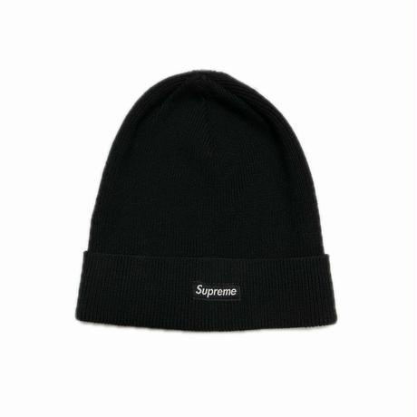 Supreme Small Box Logo Beanie Black 16SS 【新品】