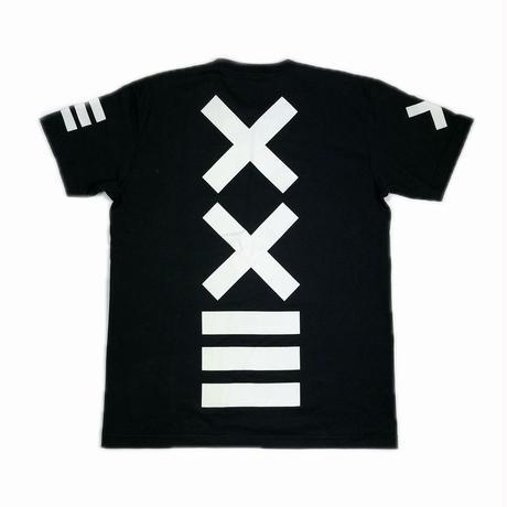 XXIII C'est Vingt-Trois セバントゥア XXIII TEE BLACK L【中古】