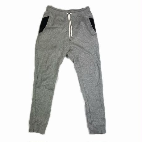 XXIII C'est Vingt-Trois セバントゥア Sweat Pants Grey L 【中古】