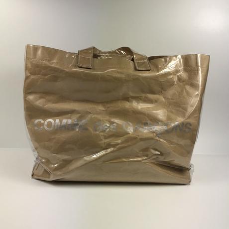 COMME des GARCONS PVC TOTE BAG 【中古】