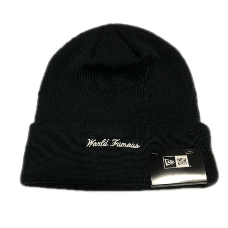 Supreme New Era Box Logo Beanie Black 18AW その2 【新品】