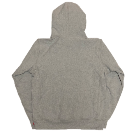 Supreme Box Logo Hooded Sweatshirt Heather Grey M 17AW 【新品】